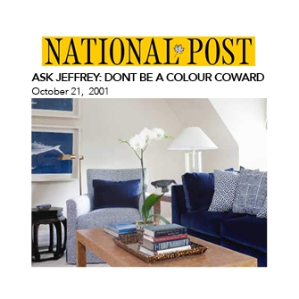 National Post Oct 2001