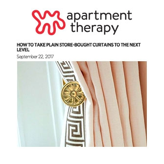 Apartment Therapy - September 2017