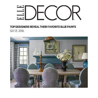 Elle Decor September 2018