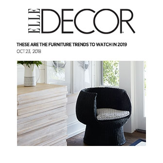 Elle Decor October 2018