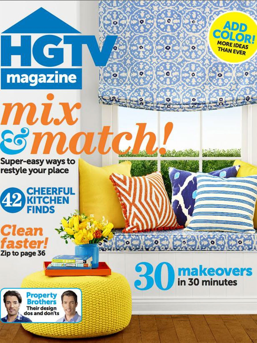 hgtv magazine 2014 furniture. HGTV Magazine. April 2014 Hgtv Magazine Furniture