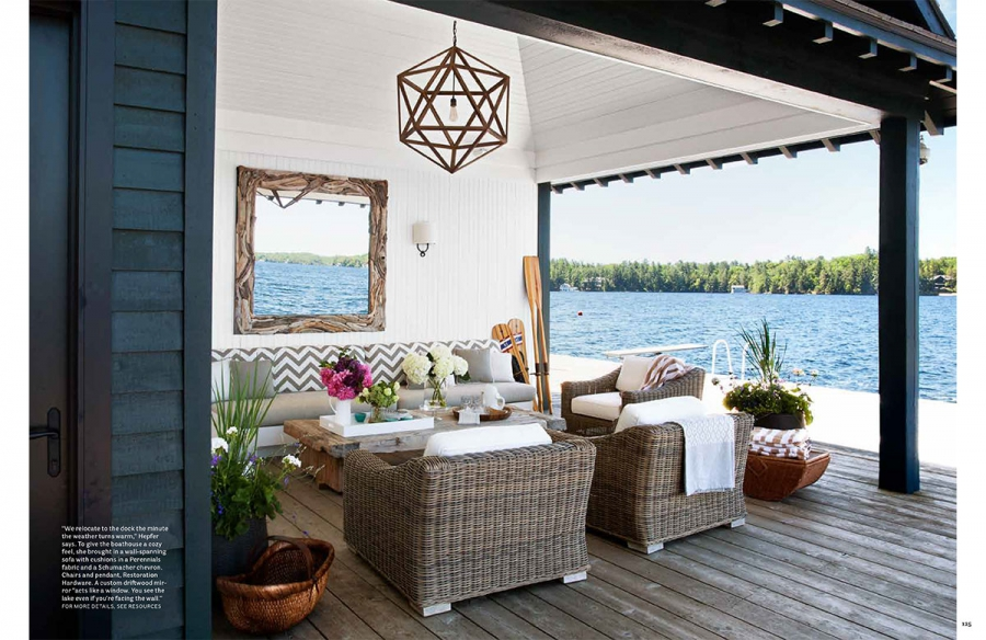 Canadian Cottage Country Is the Place to Be This Summer