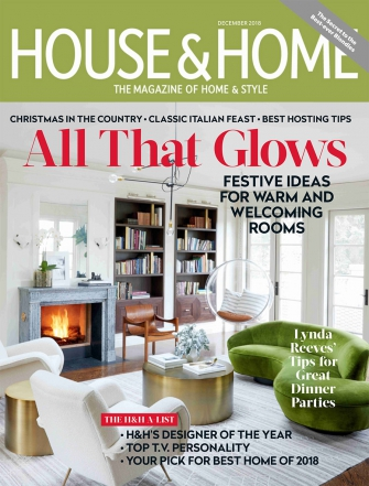 House & Home Dec 2018