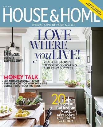 House and Home June 2019
