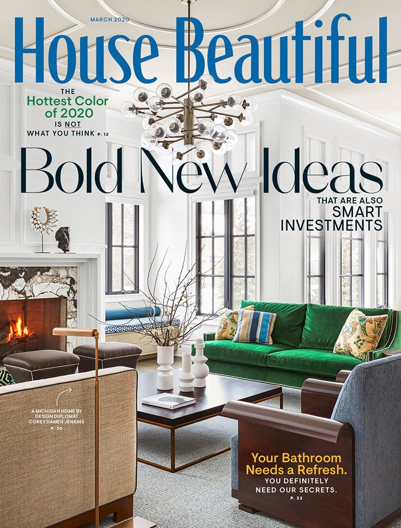 House Beautiful March 2020